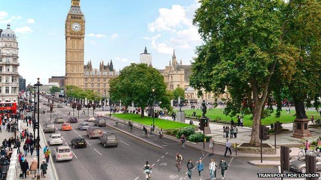 London Bike 2