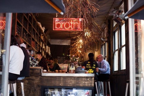Brothi zero waste restaurant in Melbourne Australia http://www.ecoloclaizer.com