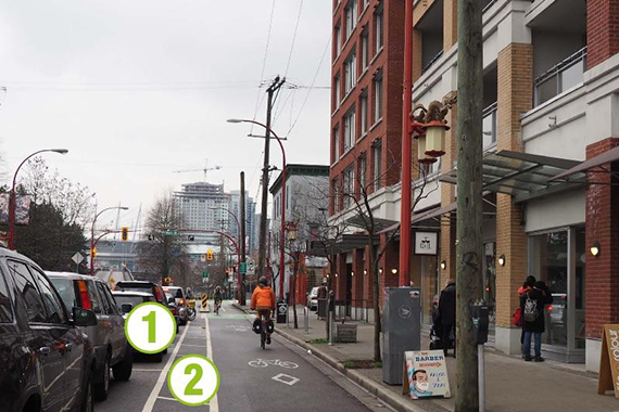 Union Street in Vancouver is a Complete Street according to the people at Slow Streets