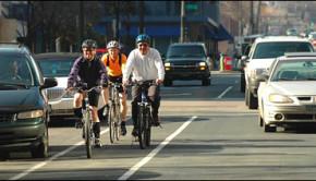 Bike commuting 3
