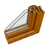 Double glazing icon