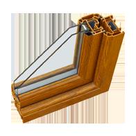 Double glazing icon
